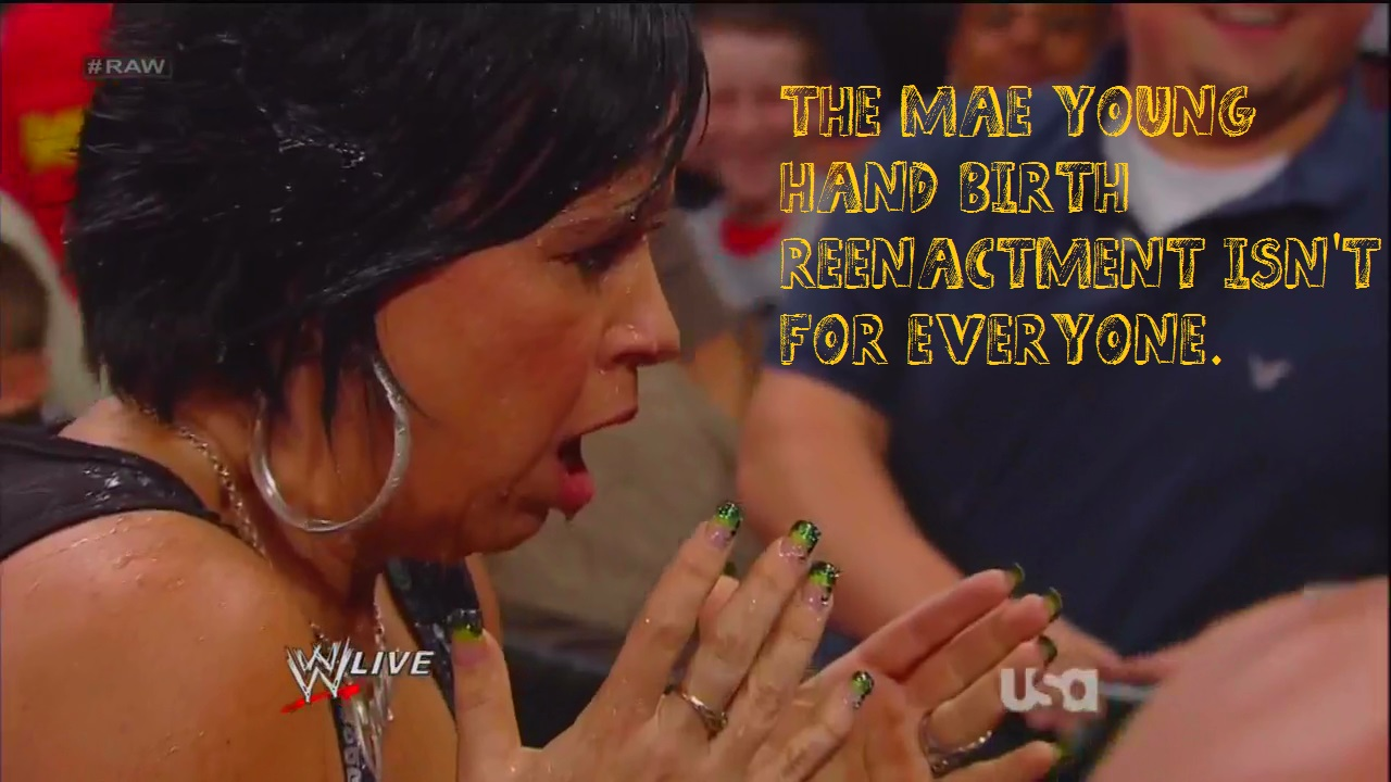 Bad turn. Vickie guerrero nude porno are