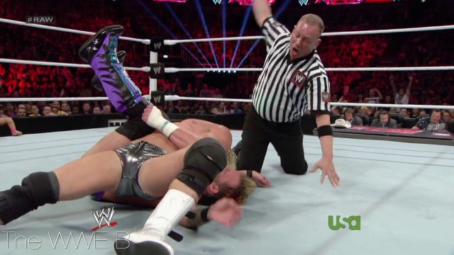 WWE B Tuesday Turn-On